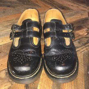 Doc Martens Air Waves Mary Janes